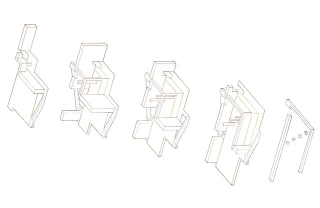 Additive parametric drawings