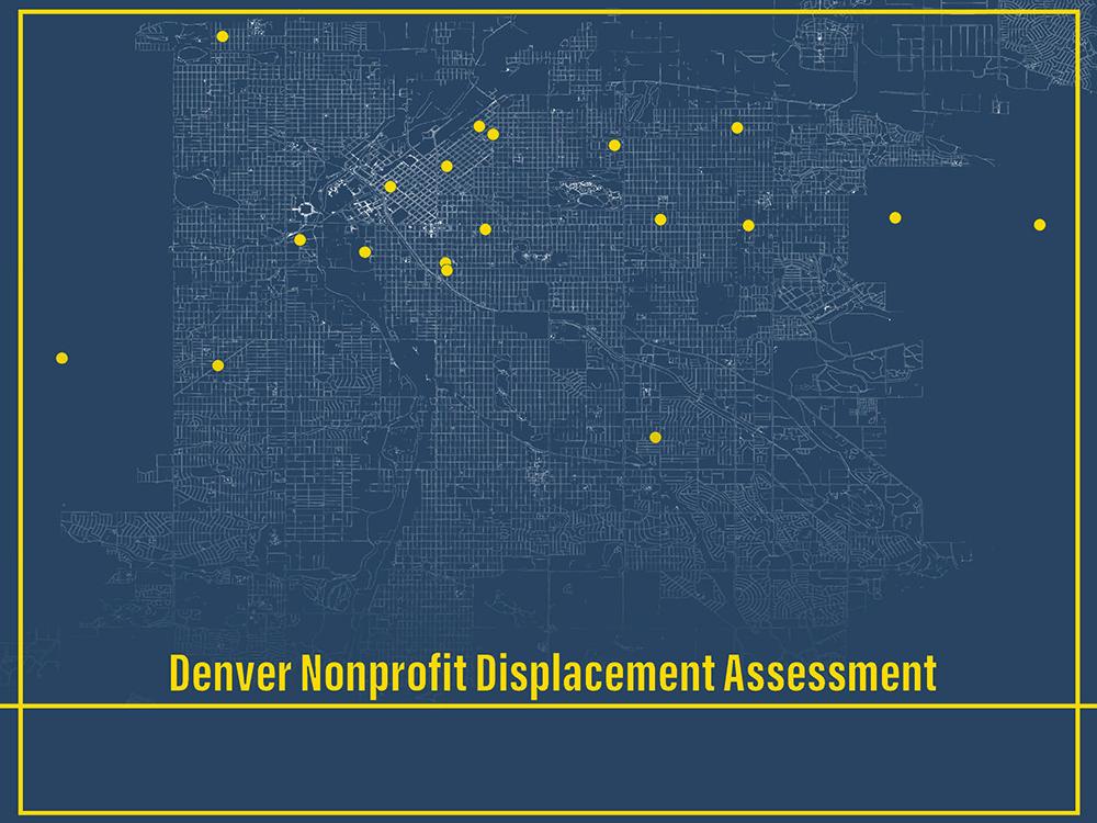 Alicia Leitgeb, Denver Nonprofit Displacement Assessment