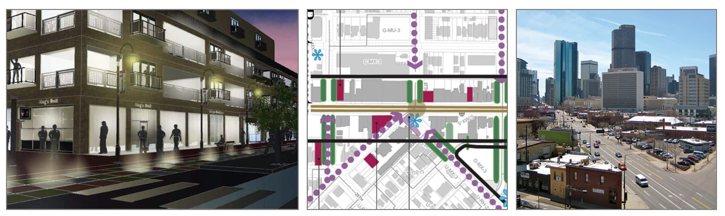 Five Points Welton Street Corridor Plan