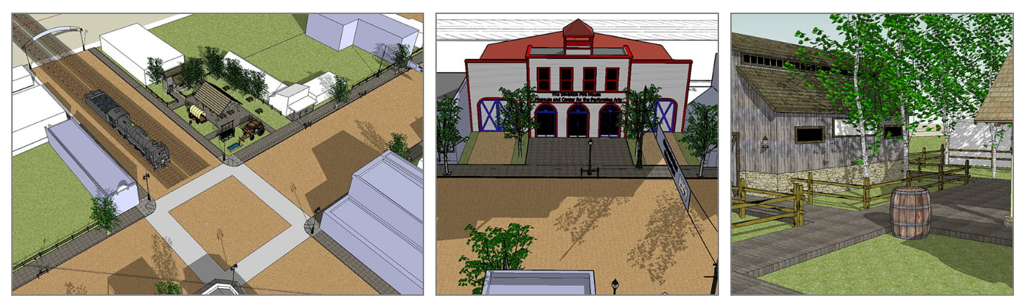Silverton Downtown Plan