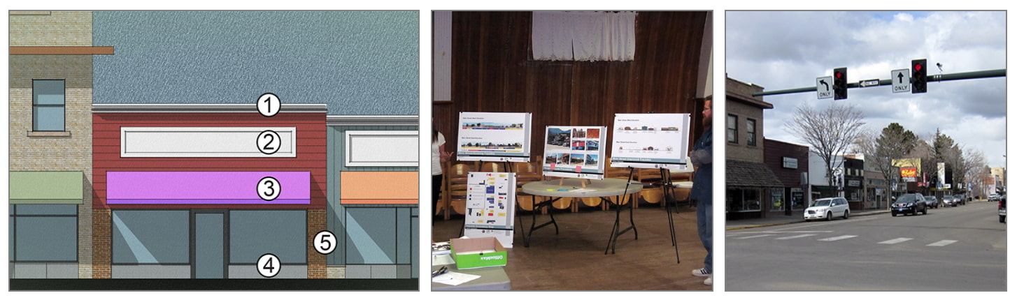 Yampa Avenue Facade Improvement Guidelines and Concepts
