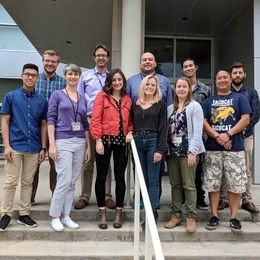 Benninger Researchers group photo