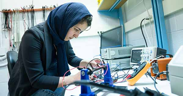 G programs - Electrical engineering MEng